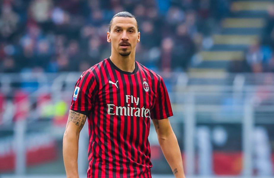 Zlatan Ibrahimovic s-a întors la treabă! Ce îl așteaptă pe suedez