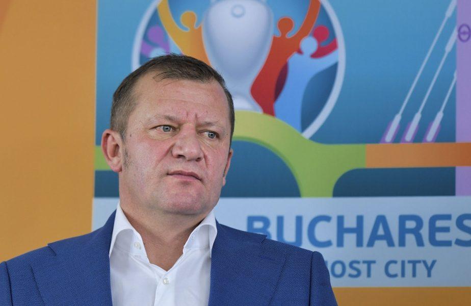 """Dorinel Munteanu nu crede în Mirel Rădoi: """"E o alegere de criză"""""""