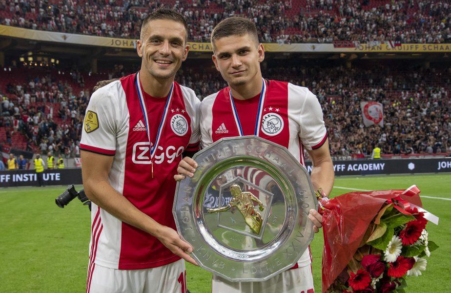 Răzvan Marin, ofertă din Belgia! Ce se întâmplă cu jucătorul lui Ajax
