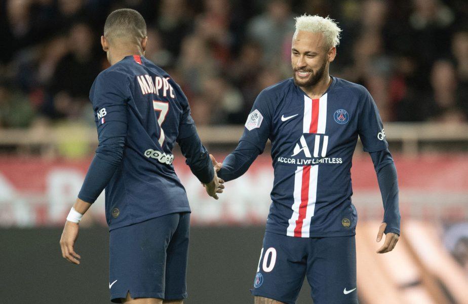 Ce se întâmplă cu Neymar și Mbappe. Anunțul presei din Franța