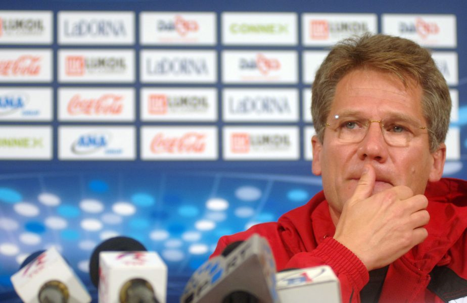 Ladislau Boloni, antrenor Antwerp