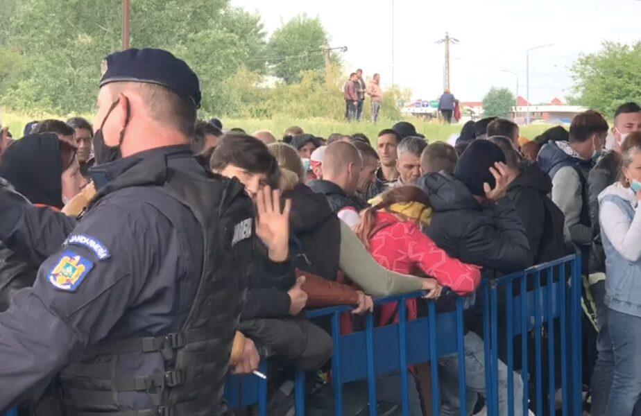 """Milionarul român care a stat 18 ore în vama Nădlac!!! """"Să tot vrei să vii acasă"""""""
