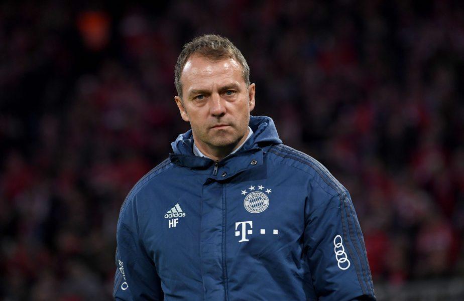 Hansi Flick, omul recordurilor la Bayern Munchen! Ce performanță a reușit tehnicianul bavarezilor