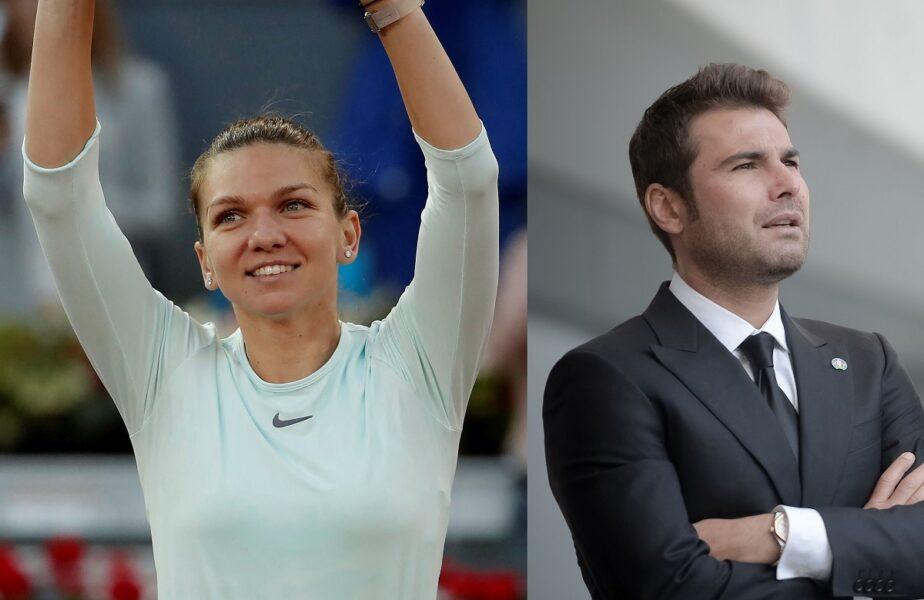 Simona Halep şi Adi Mutu le dau veşti proaste fanilor! Demonstrativele de la Cluj au fost amânate cu un an