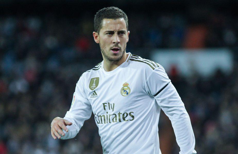 "Eden Hazard, dat de gol de un coleg. ""Când eram la Chelsea, mereu vorbea despre Real Madrid"""