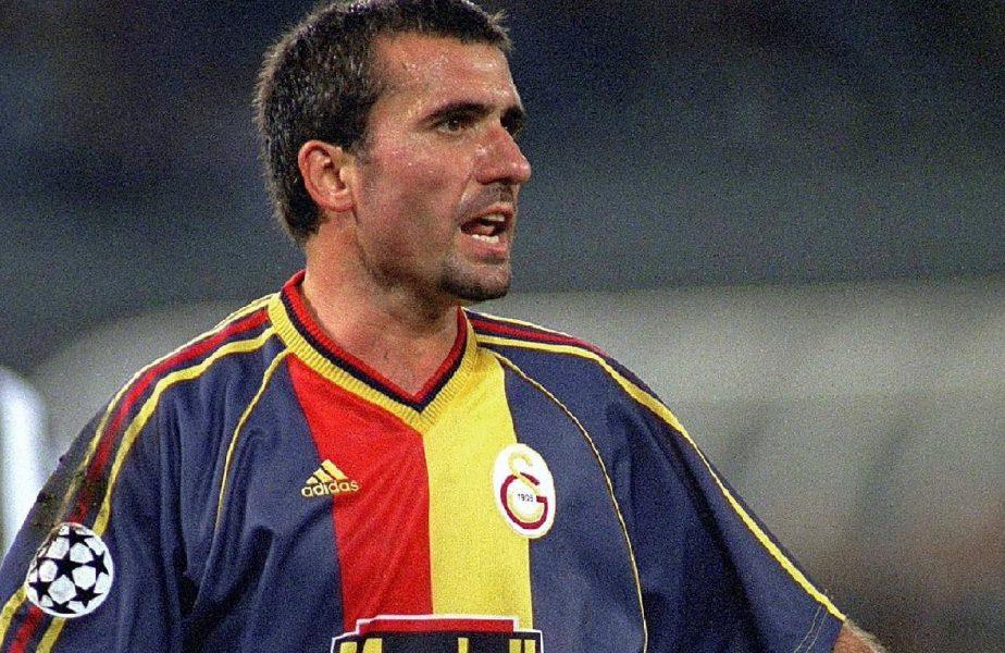 """Gică Hagi, omagiat de Galatasaray! Turcii rămân impresionați. """"Nu te vom uita niciodată!"""""""