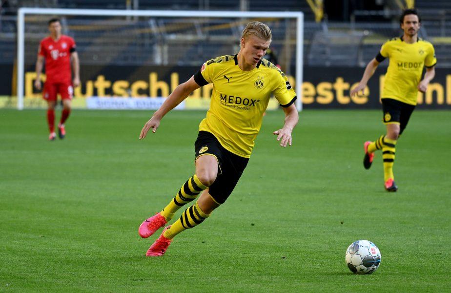 Panică la Dortmund! Erling Haaland s-a accidentat. Care este starea atacantului norvegian