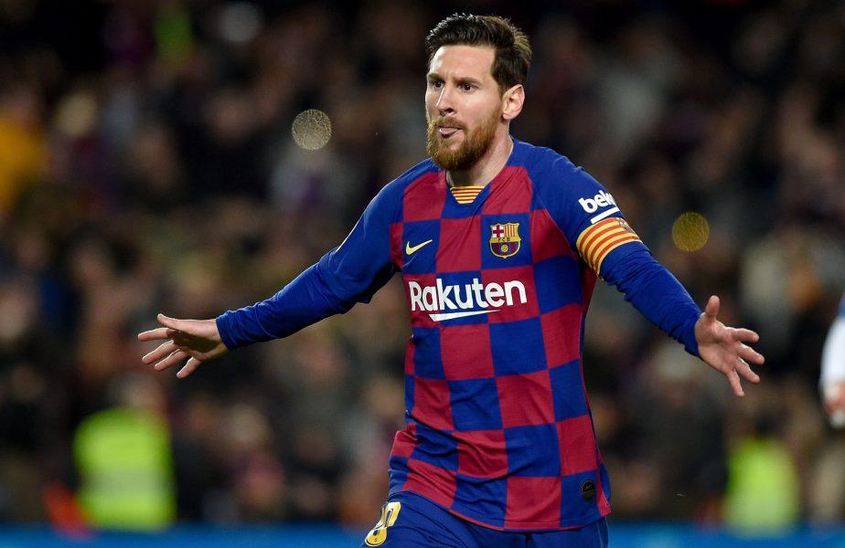 """Lionel Messi, nerăbdător să revină pe teren. """"Sunt gata să dau tot ce am mai bun!"""""""