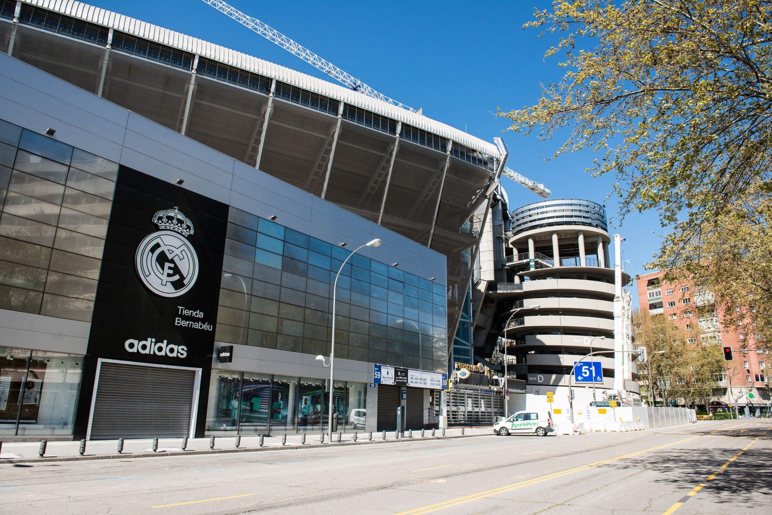 Real Madrid revine pe Santiago Bernabeu