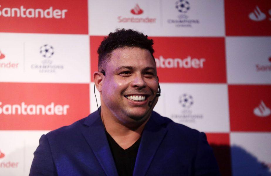 Ronaldo Nazario l-a uitat pe Cristiano! Care sunt cei mai buni cinci fotbaliști în opinia brazilianului