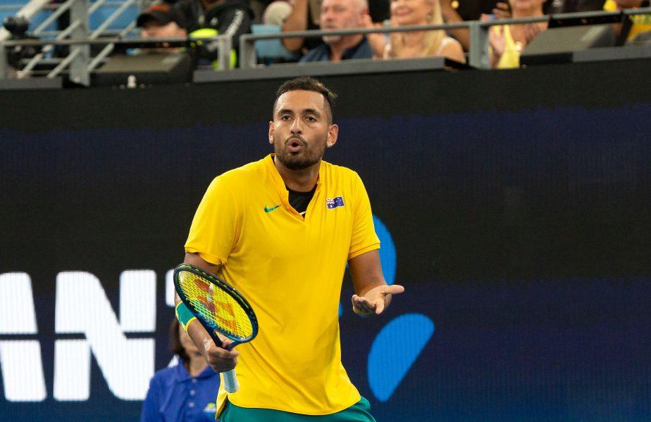 """Nick Kyrgios îl """"înțeapă"""" din nou pe Novak Djokovic. Australianul, mesaj ironic. """"Cine e ăsta?"""""""
