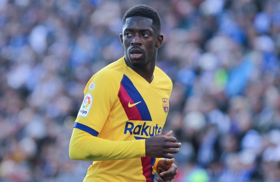 Ousmane Dembele și-a dat acordul. Unde va juca francezul din sezonul viitor