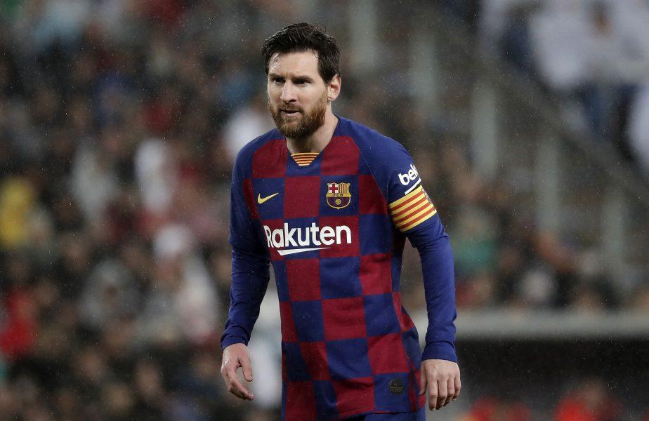 Lionel Messi își va decide viitorul la Barcelona săptămâna viitoare. Anunțul presei din Spania