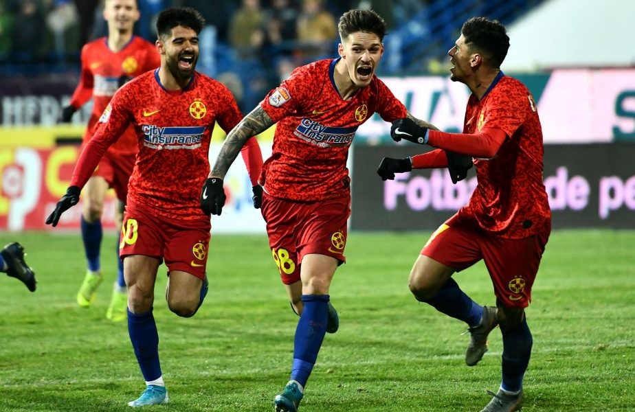 """Gigi Becali poate fi mulțumit! """"Man, Tănase și Coman au produs pericol în permanență"""". Cum a jucat FCSB în meciul cu Clinceni"""