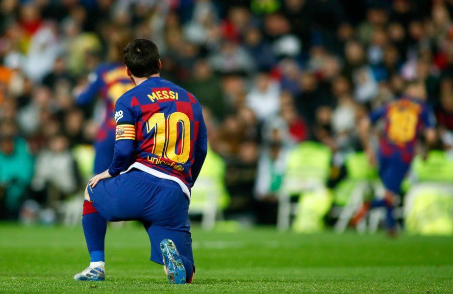 Alarmă la Barcelona! Care este situația lui Lionel Messi înainte de restartul din La Liga