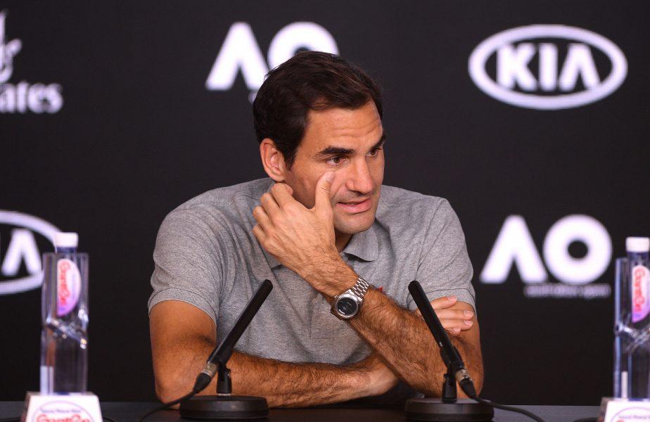 """Finalul carierei pentru Roger Federer? """"Recuperarea decurge foarte lent. Nu știm ce se va întâmpla"""""""
