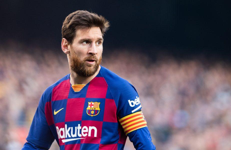 Ultima veste legată de Lionel Messi. Cum se simte atacantul Barcelonei înaintea reluării campionatului