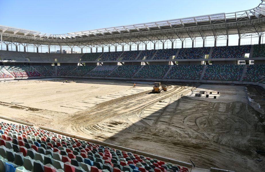 """Gică Popescu ar vrea să inaugureze stadionul din Ghencea cu un meci special. """"Ar fi un eveniment pe care îl merităm"""""""