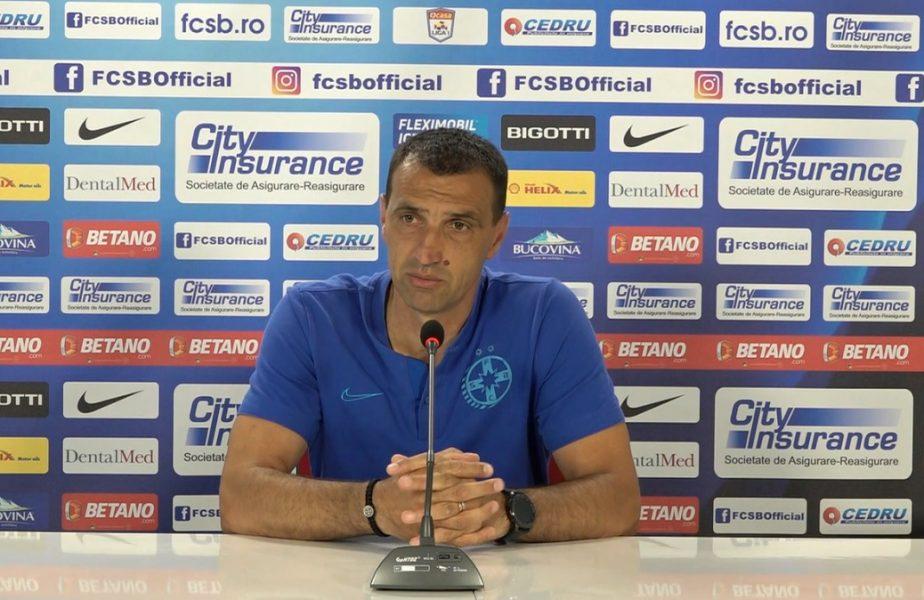 """FCSB, gata de lupta cea mare! Bogdan Vintilă: """"Suntem într-un moment foarte bun"""""""