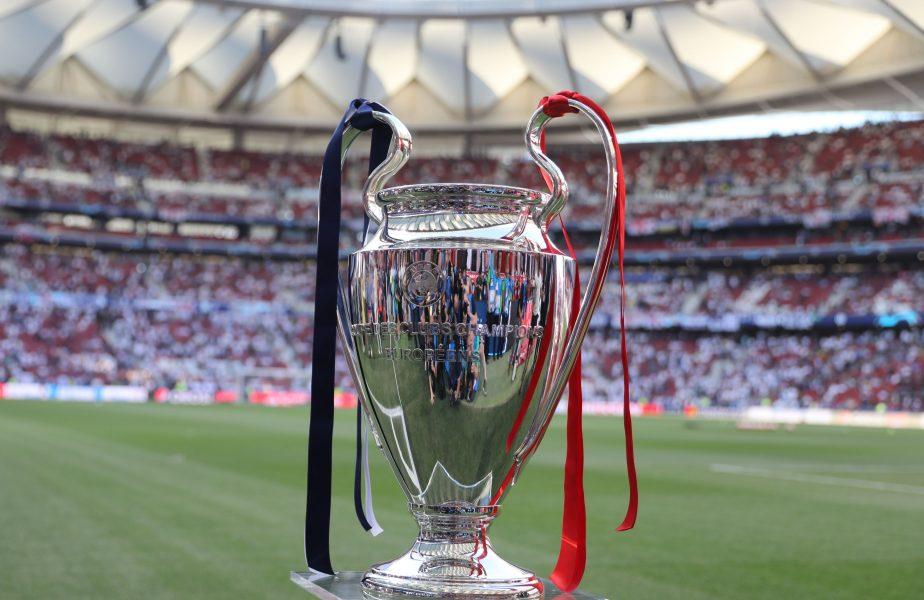 UEFA a decis! Cum se vor juca meciurile din Liga Campionilor. Anunțul jurnaliștilor de la Gazzetta dello Sport
