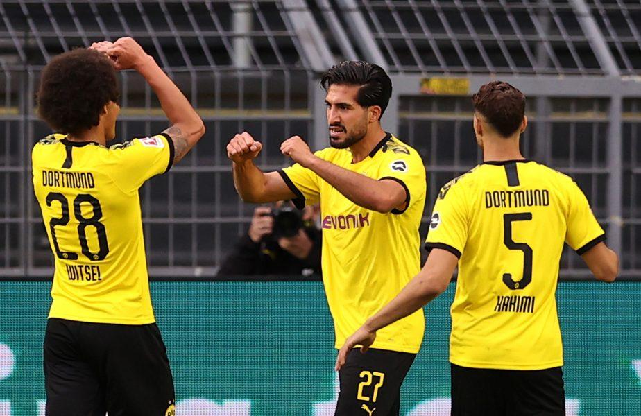 Un nou transfer pe axa Borussia Dortmund-Bayern Munchen! După Lewandowski, Gotze și Hummels urmează o nouă lovitură pentru vicecampioana Germaniei