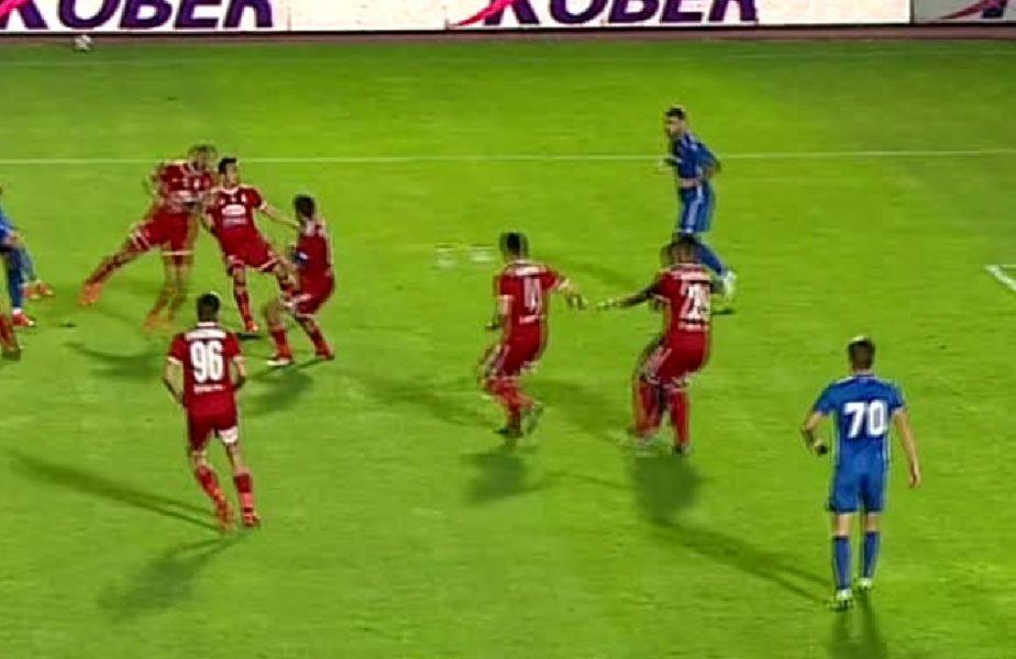 Sepsi-FC Voluntari 1-2. Succes important pentru oaspeți, care urcă pe locul 3 în clasamentul din play-out. Gazdele au lovit bara în ultima secundă