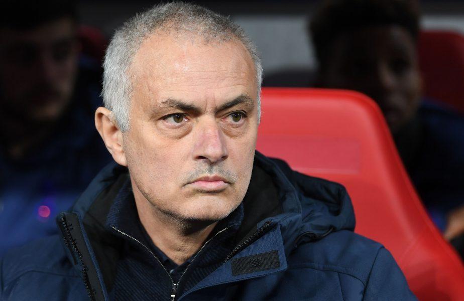 """Jose Mourinho trage un semnal de alarmă la Tottenham. """"Nu suntem în aceeași lume"""". Ce îl nemulțumește pe portughez"""