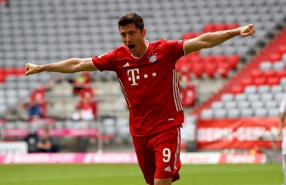 Bundesliga | Dortmund, victorie la Leipzig și își consolidează locul doi în clasament. Lewandowski, nou record după meciul Bayern-Freiburg. Toate rezultatele