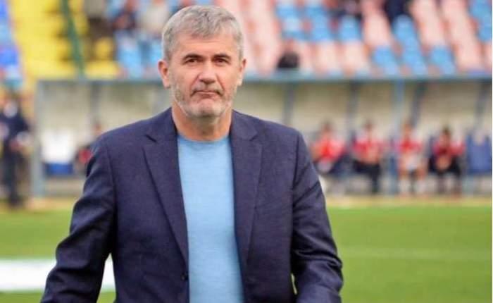 """Valeriu Iftime, dezamăgit de meciul cu CFR Cluj. """"Când pleci de la 1-0, e ca și cum ai da mingea Barcelonei"""""""
