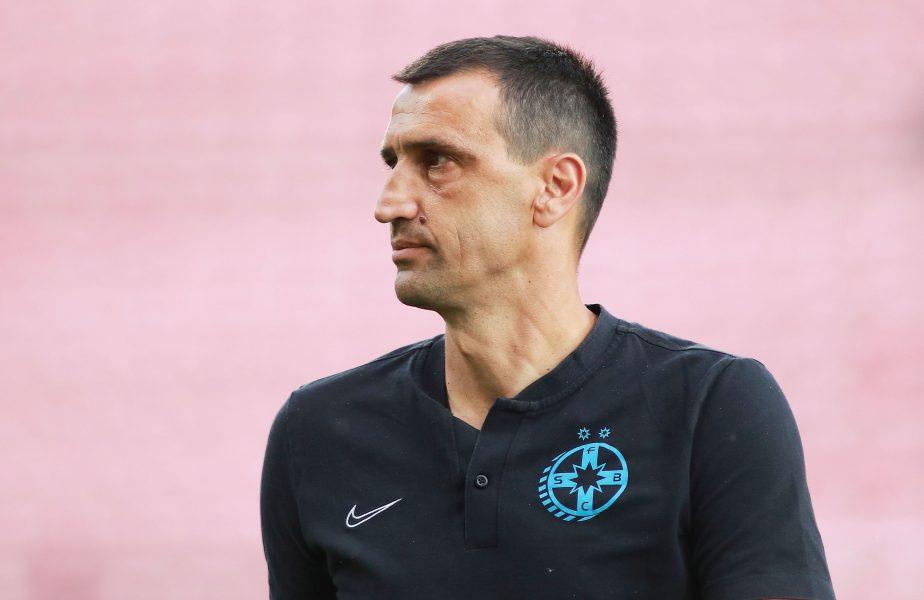 Bogdan Vintilă primește o veste bună! Un titular s-a refăcut înainte de marele derby cu Dinamo din Cupa României