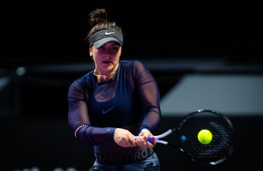 """Bianca Andreescu are obiective mărețe în carieră. Care este țelul său. """"Vreau să o depășesc!"""""""