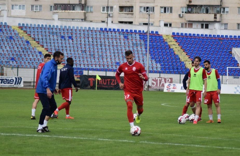 FC Botoșani i-a fixat prețul golgheterului lăudat de Iftime. Ce echipă l-a ofertat