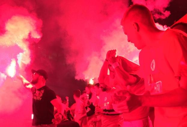 Sărbătoare Slavia Praga
