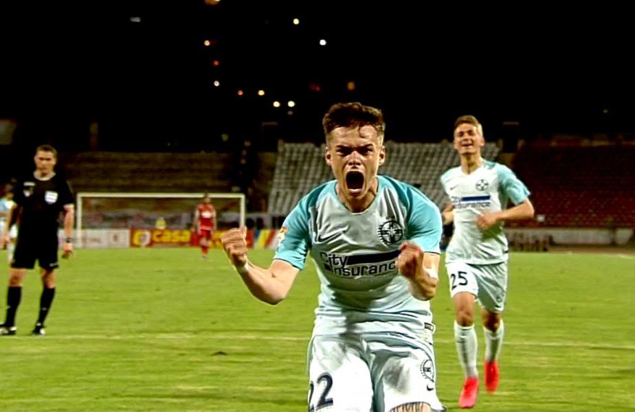 Dinamo – FCSB 0-3. Victorie la scor de neprezentare pentru roş-albaştri. Un junior a marcat pentru echipa lui Vintilă!