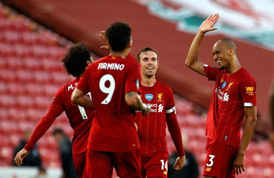 Jucători Liverpool