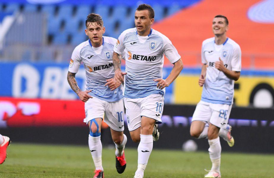 """Oltenii nu se tem de meciul cu CFR Cluj. """"Trebuie să ne facem jocul nostru"""". Speranțe mari pentru titlul în Liga 1"""