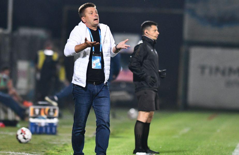 """Şi-au făcut treaba! Dusan Uhrin Jr nu are miză în acest play-off: """"Eu sunt aici să pregatesc echipa pentru sezonul viitor"""""""