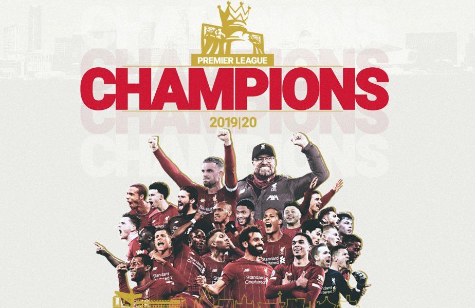"""Când va sărbători Liverpool câştigarea titlului. Pandemia le dă planurile peste cap """"cormoranilor"""""""
