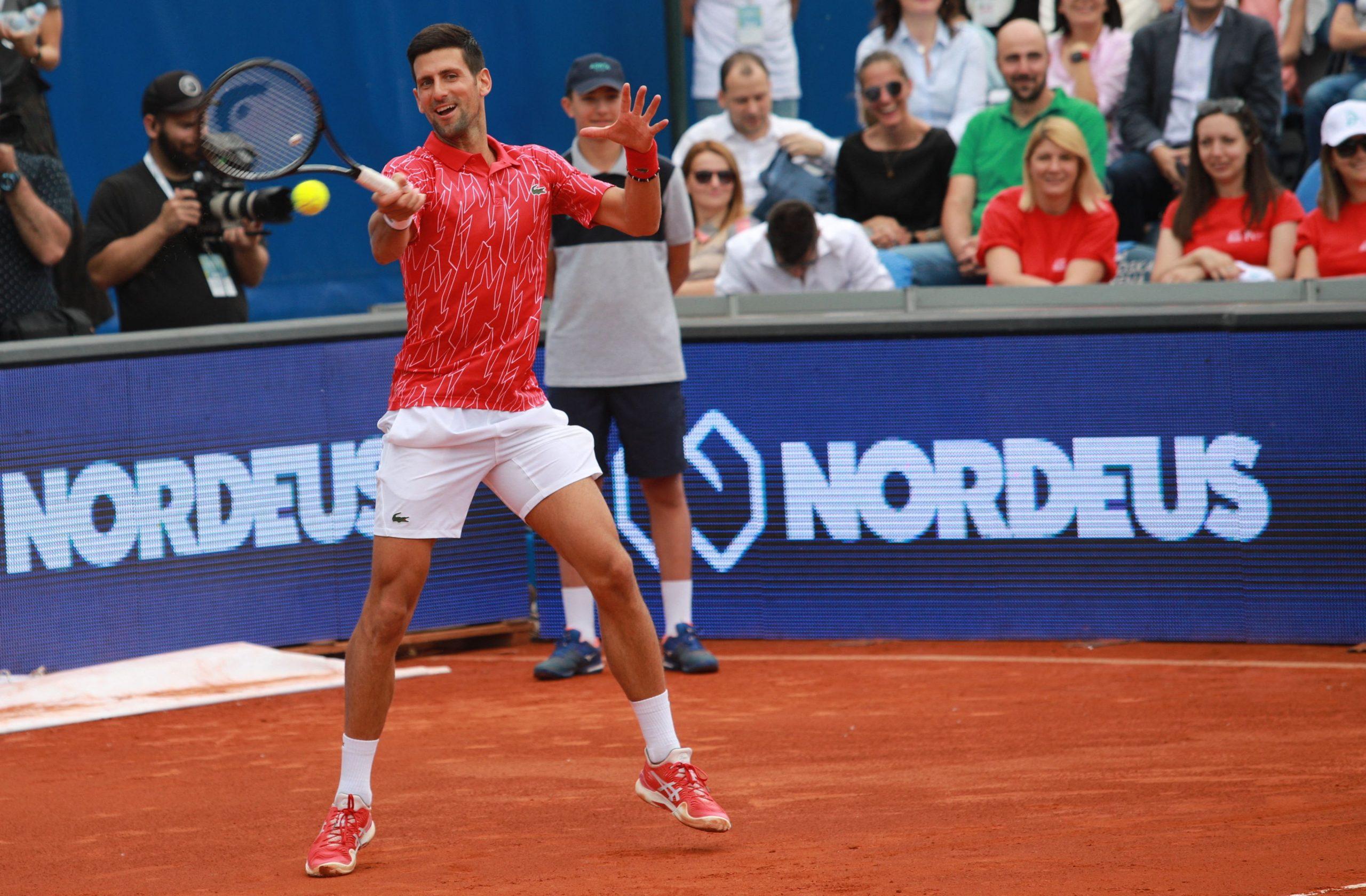 Roland Garros 2021 | Novak Djokovic, revenire colosală în meciul cu Lorenzo Musetti! Condus cu 2-0 la seturi, Nole a cedat doar 17 puncte până la finalul meciului