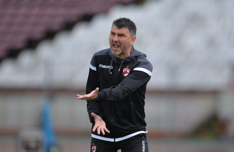 Adrian Mihalcea pleacă de la Dinamo dacă nu câștigă meciul cu Viitorul! Cine îl va înlocui