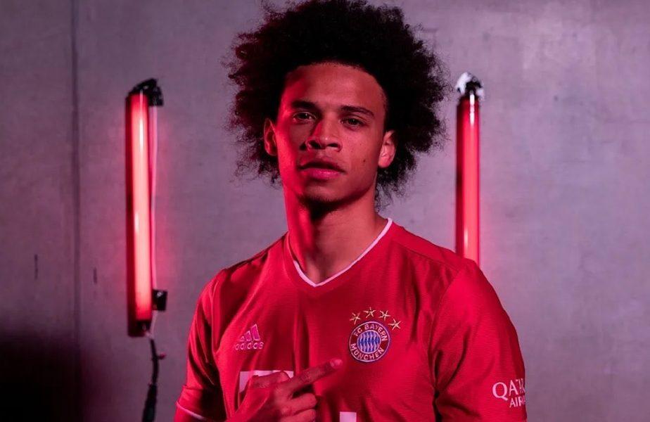 Leroy Sane, Bayern Munchen