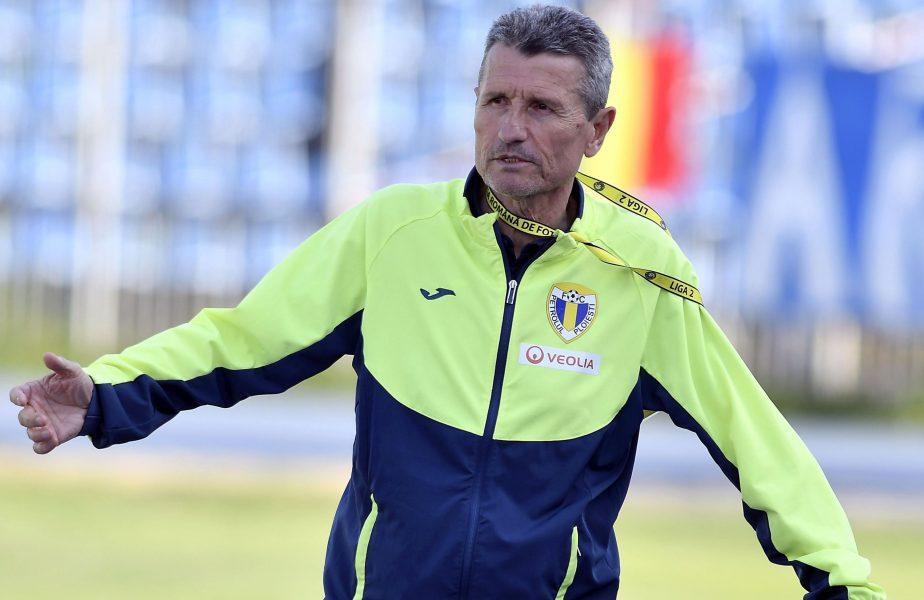 """Nu l-au contactat pe """"Smurd""""! Gigi Mulţescu e pregătit pentru al patrulea mandat la Dinamo"""