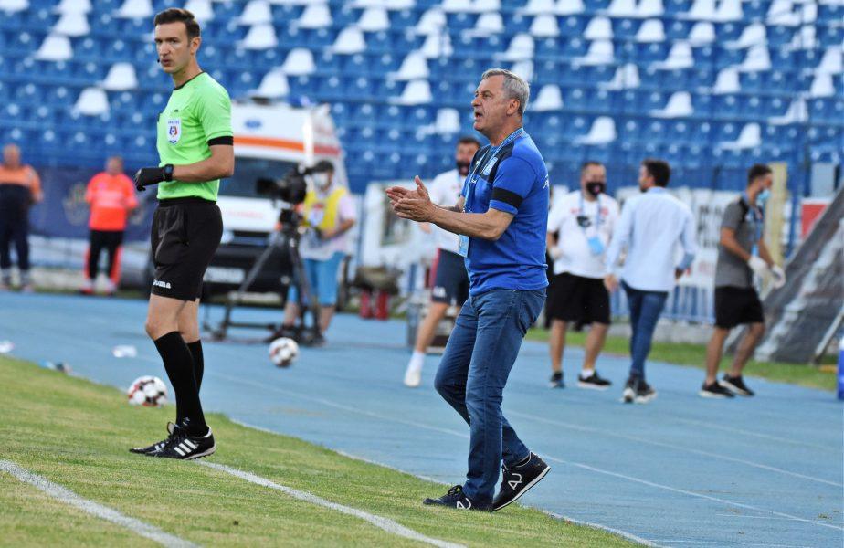 """Mircea Rednic, euforic după victoria cu Sepsi OSK. """"N-ați mai auzit de remontada moldovenească?"""""""