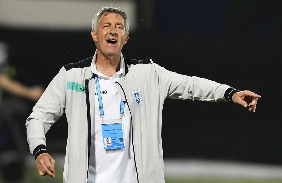 """Craiova, pregătită pentru duelul cu Alibec şi Budescu! Bergodi: """"Nu e decisiv, decisiv e meciul cu CFR din ultima etapă"""""""