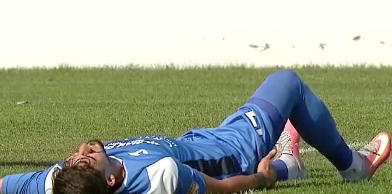 """Ce ghinion! Jucătorul dorit de Gigi Becali şi MM Stoica la FCSB s-a """"rupt""""!"""