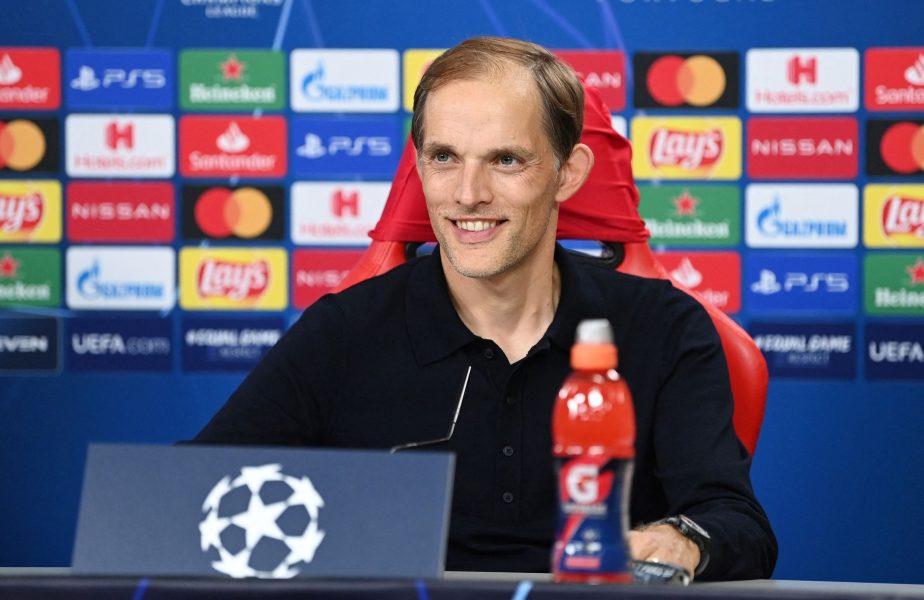 """Nu îi e frică de Bayern Munchen! Mesajul arogant al lui Thomas Tuchel: """"Suntem aici pentru a câştiga trofeul"""""""