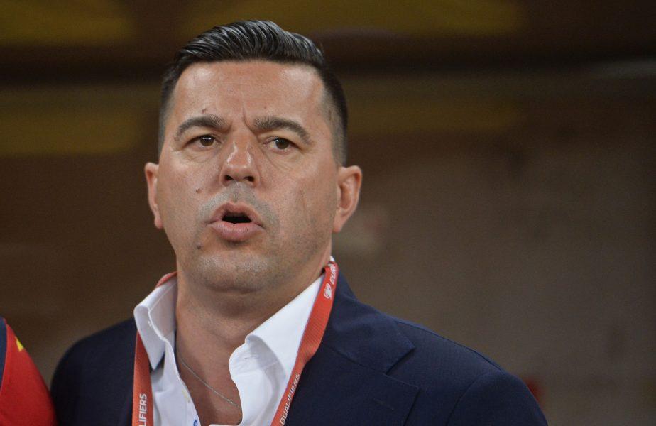 OFICIAL Cosmin Contra este noul antrenor al lui Dinamo. Anunţul făcut de club