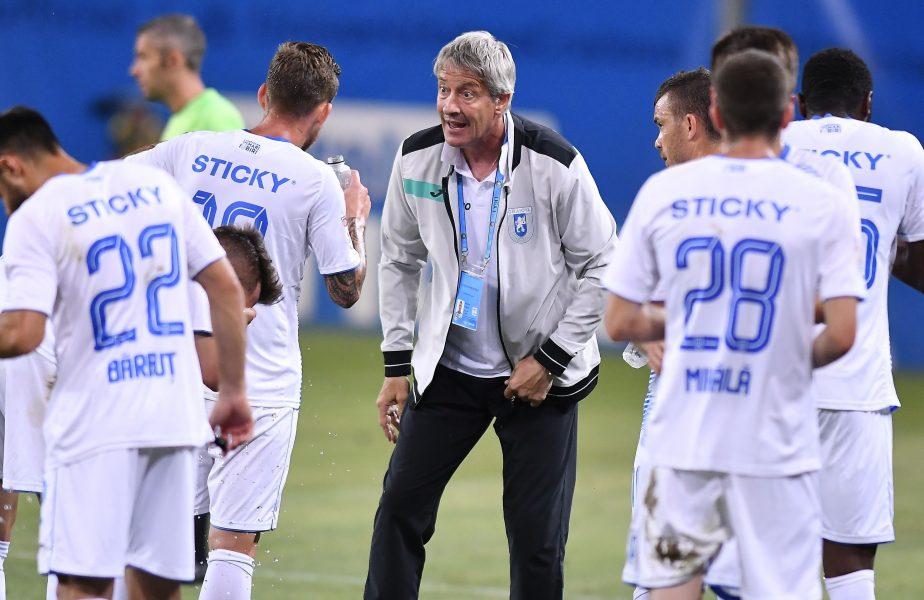 Lokomotivi Tbilisi – Universitatea Craiova 2-1. Ruşine istorică! Oltenii sunt knock-out în Georgia şi OUT din Europa League