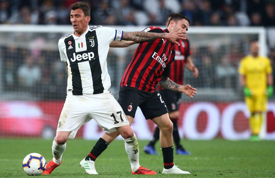 SuperMario la 34 de ani. Mandzukic a semnat cu AC Milan pentru a juca alături de Ibrahimovic!