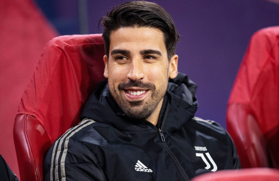 Sami, băiatule, ai nimerit buzunarul! Khedira s-a transferat la Berlin. Pentru fiecare meci primește 133.000 euro!!!